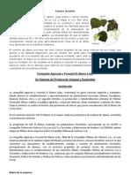 La compañía Agrícola y Forestal El Álamo Ltda