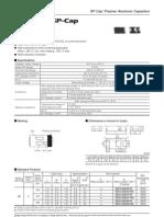 Data Sheet Cap