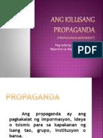 Ang Kilusang Propaganda