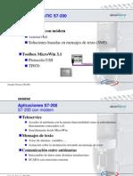 3- Aplicaciones S7-200