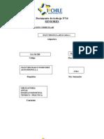 Mapa 14 Sensor Tps