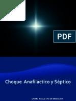 Anafilactico y Septico