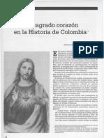 El Sagrado Corazon de Jesus en La Historia de Colombia