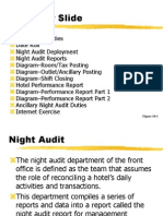 Night Audit Ppt