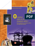 As NZS 4804-2001 Occupational Health and Safety Management Systems - General Guidelines on Principles Systems