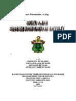 Buku Ajar Komunikasi Satelit