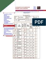 Indian Railways Passenger Reservation Enquir1