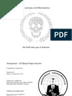 Anonymous El Manual Super Secreto v0.2.2 ES