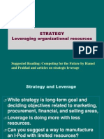 Strategy Leverage