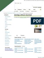Astrology Freeware Download