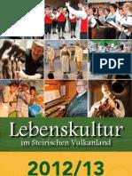 Lebenskulturbuch 2012/2013