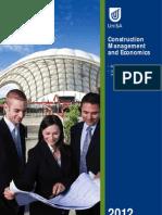 Construction Mgmt Economics
