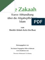 Die Zakaah