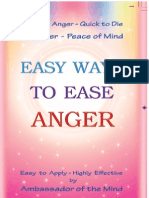Easy Ways to Ease Anger