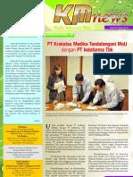 Buletin KM News Edisi XV