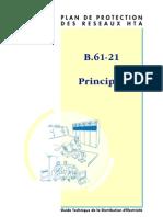50587664 B 61 21 Plan de Protection Des Reseaux HTA[1]