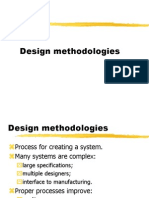 Design Methodologies in Embedded System