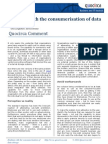 Dealing with the consumerisation of data storage