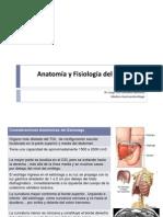 Anatomía y Fisiología del Estómago CHSP 2012