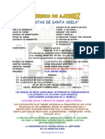 Bases Santa Adela 2012