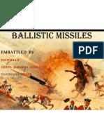 Ballistic Missiles1