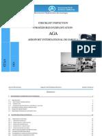 Inspection AGA/GH Garoua Airport