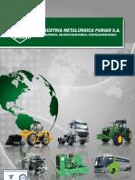 Catalogo Puriar 2012
