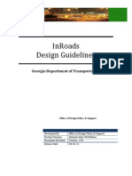 InRoads Design Guidelines