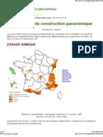 ps92 calcul para-sismique