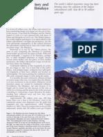 Hemalaya Geological History