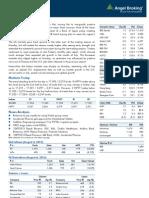 Market Outlook 070812