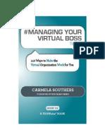 #MANAGING YOUR VIRTUAL BOSS tweet Book01