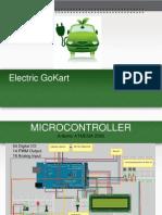 Gokart Arduino Presentation