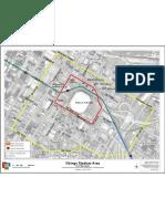 Minneapolis stadium planning area