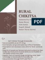 Rural Chikitsa