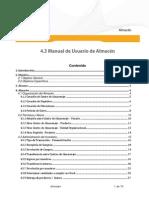 Manual Usuario Almacen