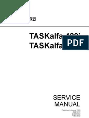 TASKalfa 420i 520i(Sm)   Electrical Connector   Image Scanner