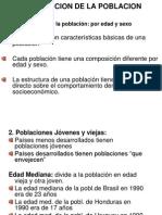Composicion de La Poblacion
