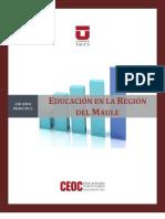 Educacion en La Region Del Maule