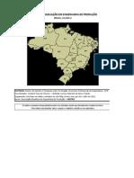 cusos engenharia de produçao no brasil