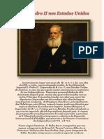 D. Pedro II Nos Estados Unidos