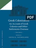 GreekColonisationAnAccountofGreekColoniesandOtherSettlementsOverseasVolume2