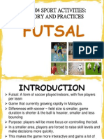 Theory and Practices FUTSAL