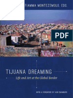 Tijuana Dreaming edited by Josh Kun and Fiamma Montezemolo