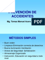 Prevencion de accidentes LTR