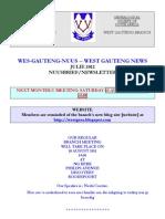 Newsletter2012-07