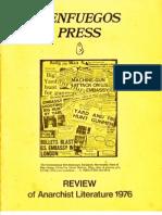 Cienfuegos Press Anarchist Review 1
