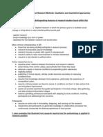 Neuman, W.L. (2006) Social Research Methods Qualitative and Quantiative Approaches KAREN