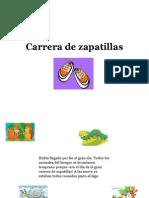Carrera de Zapatillas (Pk K)