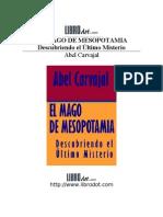 El Mago de Mesopotamia - Abel Carvajal